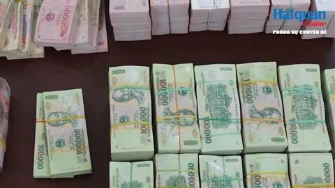 Vận chuyển tiền trái phép qua cửa khẩu Tây Ninh đang gia tăng